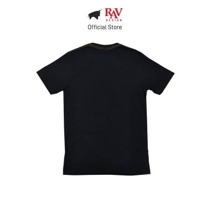 RAV DESIGN 100% Cotton Short Sleeve T-Shirt |RRT31792001
