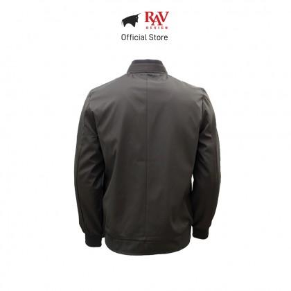 RAV DESIGN MEN'S JACKET BLACK  RLJ2845-258-2