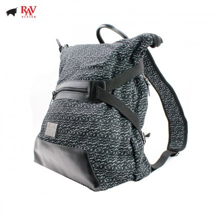 RAV DESIGN MEN CANVAS BACKPACK BAG COLLECTION 2018 |RVC414C2