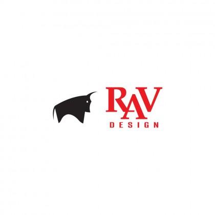 RAV DESIGN 100% LEATHER MEN WALLET RFID |RVW565G1