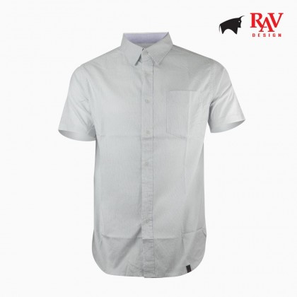 Rav Design Men's Business Regular Fit Shirt |RSS29371