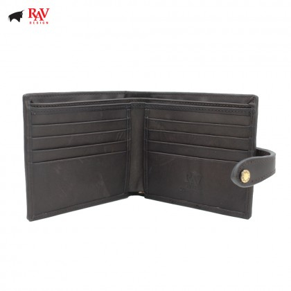 RAV DESIGN CANVAS MEN SHORT WALLET |RVW561G1(A)