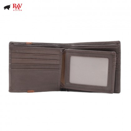 RAV DESIGN MEN RFID SHORT WALLET |RVW560G1(B)