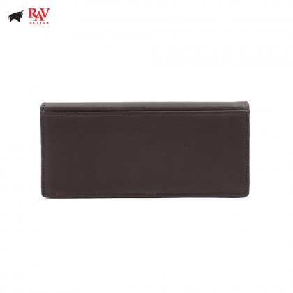 RAV DESIGN MEN ANTI RFID LONG WALLET |RVW560G2(C)