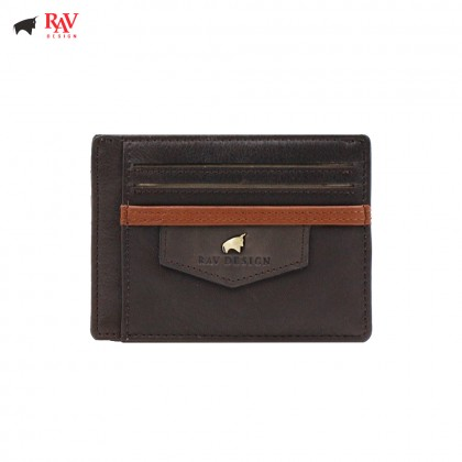 RAV DESIGN MEN RFID CARD HOLDER |RVW560G3(D)