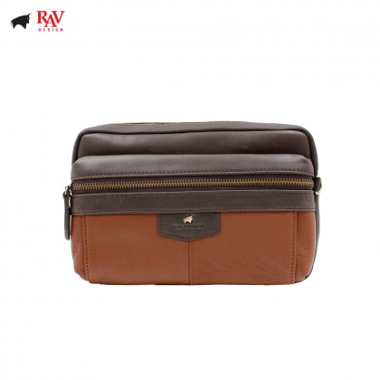 RAV DESIGN LEATHER CASUAL BAG |RVC438G2