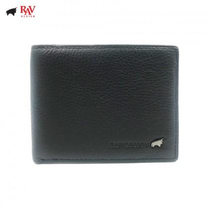 RAV DESIGN Leather Men Anti-RFID Short Wallet  RVW590G1