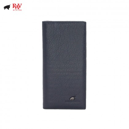 RAV DESIGN Leather Men Anti-RFID Long Wallet |RVW559G2