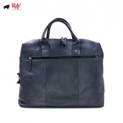 RAV DESIGN Leather Men Messenger Document Sling Bag |RVC439G4