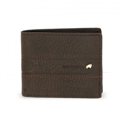 RAV DESIGN Leather Men Short Wallet |RVW591G1(A)