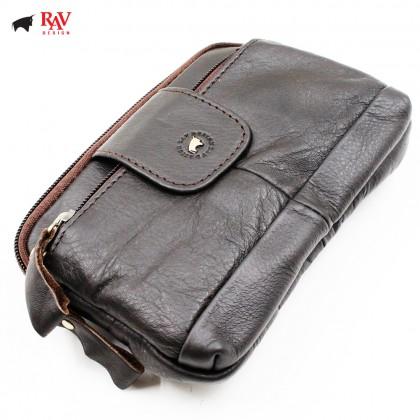 RAV DESIGN Leather Belt Pouch |RVP453G1