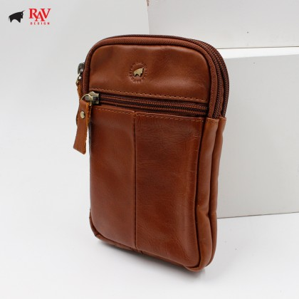 RAV DESIGN Leather Belt Pouch |RVP451G2