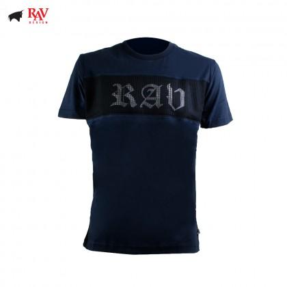 Rav Design 100% Cotton Short Sleeve T-Shirt Shirt |RRT3022209