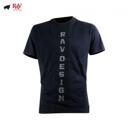 Rav Design 100% Cotton Short Sleeve T-Shirt Shirt |RRT3023209