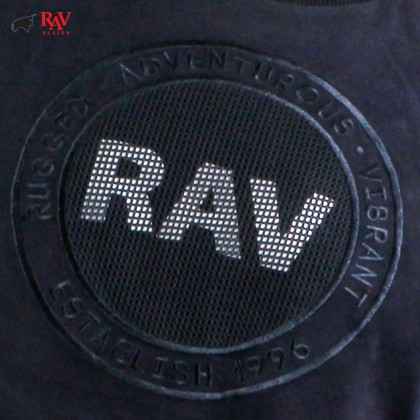 Rav Design 100% Cotton Short Sleeve T-Shirt Shirt  RRT3025209