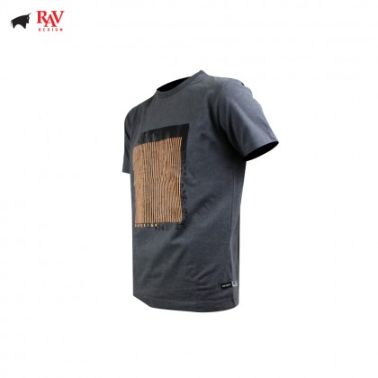 Rav Design 100% Cotton Short Sleeve T-Shirt Shirt |RRT3026209