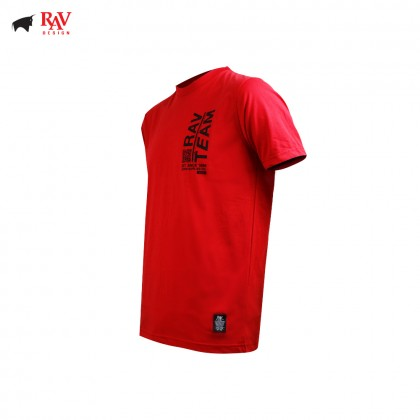Rav Design 100% Cotton Short Sleeve T-Shirt Shirt |RRT3037209