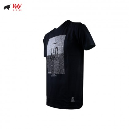 Rav Design 100% Cotton Short Sleeve T-Shirt Shirt |RRT3039209