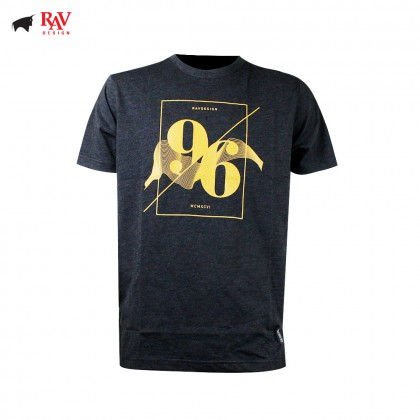 Rav Design 100% Cotton Short Sleeve T-Shirt Shirt |RRT3041209