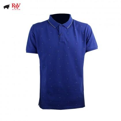 Rav Design 100% Cotton Polo T-Shirt Shirt |RCT3061209