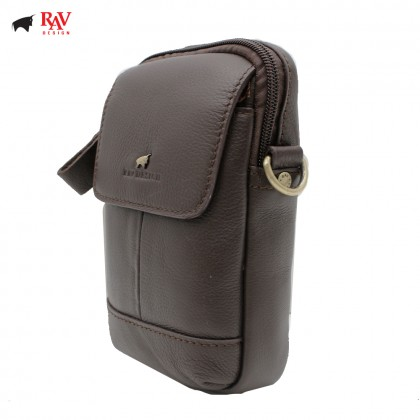 RAV DESIGN Leather Belt Pouch |RVP457G1