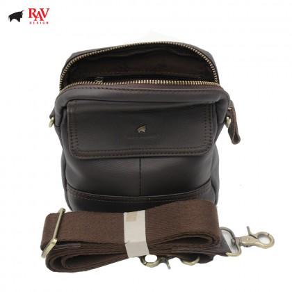 RAV DESIGN Leather Belt Pouch |RVP458G1