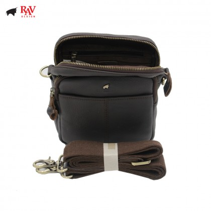 RAV DESIGN Leather Belt Pouch |RVP458G2