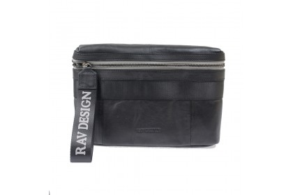 RAV DESIGN Leather Waist Bag |RVC455G2