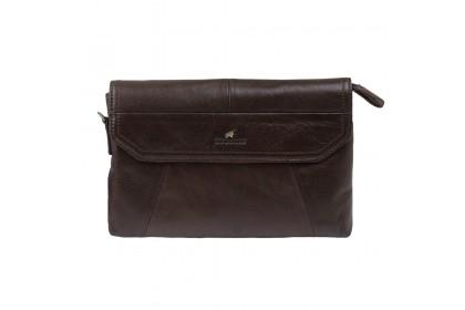 RAV DESIGN Leather Clutch |RVS459G1