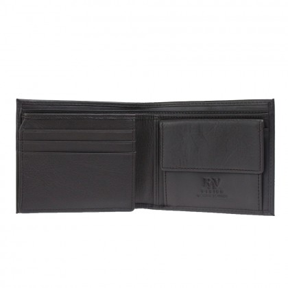 RAV DESIGN Leather Anti-RFID Short Wallet  RVW632G1 Series