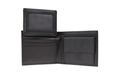 RAV DESIGN Leather Anti-RFID Short Wallet |RVW632G1 Series