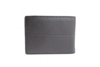 RAV DESIGN Leather Anti-RFID Money Clipper  RVW620G3(C)