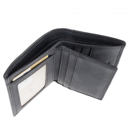 RAV DESIGN Leather Men Short Wallet |RVW624G1 Series