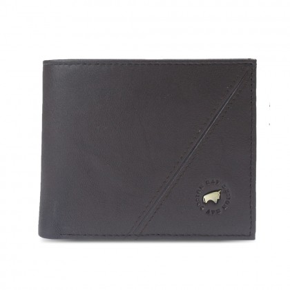 RAV Design Gift Set Bifold Wallet & Belt Bonded Leather RVG044G2(A)
