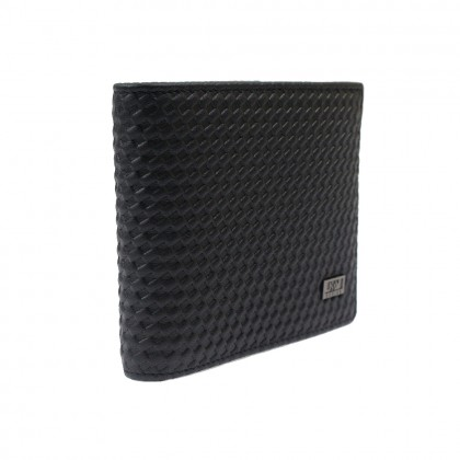 RAV DESIGN Leather Men Anti-RFID Short Wallet  RVW640G1(A)