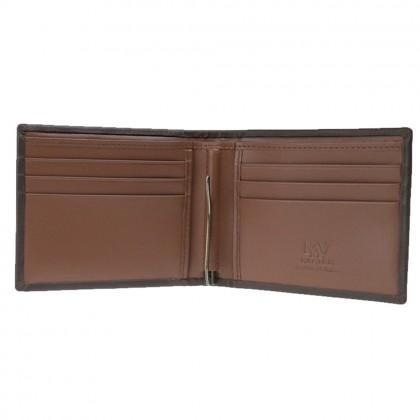 RAV DESIGN Genuine Leather Men Anti-RFID Premium Wallet |RVW646 Series