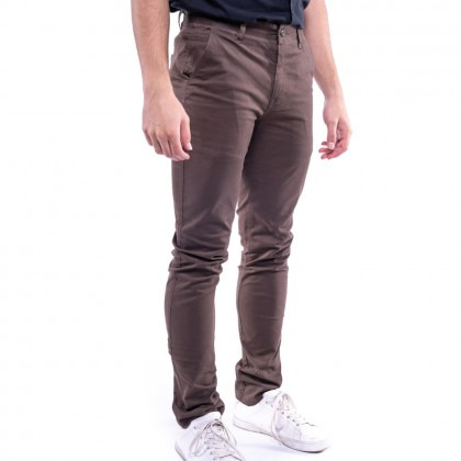 Rav Design Men's Long Pant Slim Fit Chino RLP29812592