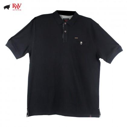 Rav Design Mens Short Sleeve Polo Shirt |RCT30193291