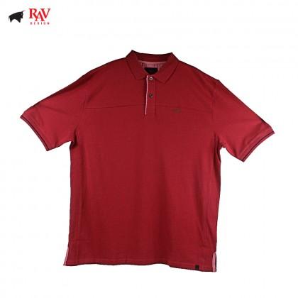 Rav Design Mens Short Sleeve Polo Shirt |RCT30203291