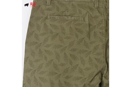 Rav Design Men's Bermudas Short Pant Green |RSP3091B2091