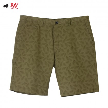 Rav Design Men's Bermudas Short Pant Green |RSP3091B2091