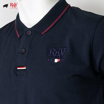 Rav Design Men's Short Sleeve Polo T-Shirt Shirt |RCT30792092
