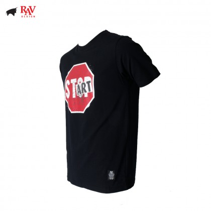 Rav Design 100% Cotton Short Sleeve T-Shirt Shirt |RRT3098209