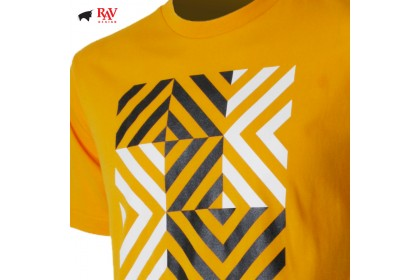 Rav Design 100% Cotton Short Sleeve T-Shirt Shirt |RRT3100209