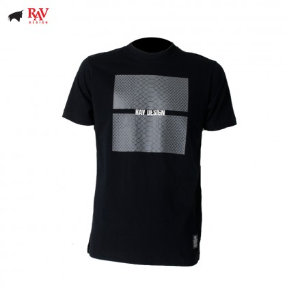Rav Design 100% Cotton Short Sleeve T-Shirt Shirt |RRT3103209