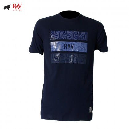Rav Design 100% Cotton Short Sleeve T-Shirt Shirt |RRT3104209