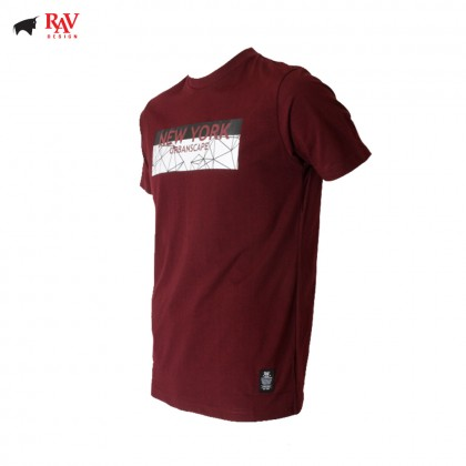 Rav Design 100% Cotton Short Sleeve T-Shirt Shirt |RRT3106209