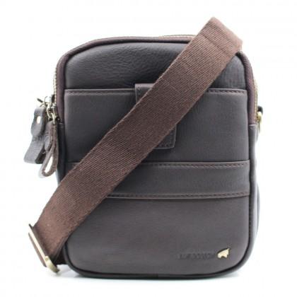 RAV DESIGN Men's Belt Pouch With Detachable Strap Genuine Leather |RVP465G2