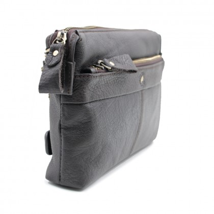 RAV DESIGN 's Men Clutch Genuine Leather |RVS468G1