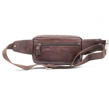 RAV DESIGN 's Men Waist Bag Genuine Leather |RVY473G1